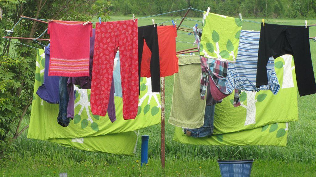 洗濯物 多い