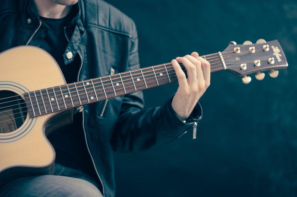 ギター 趣味