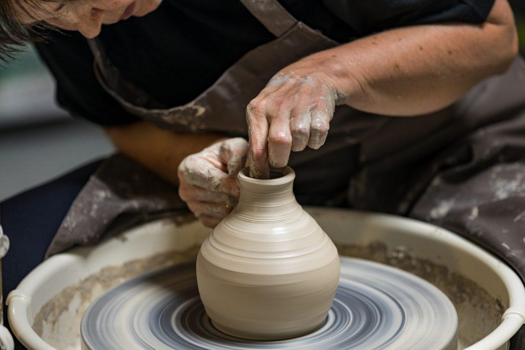 陶芸 趣味